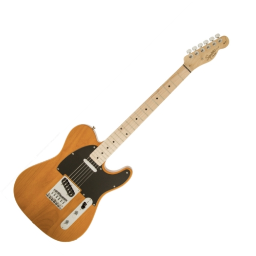 Squier - Affinity Telecaster Butterscotch Blonde 6 húros elektromos gitár