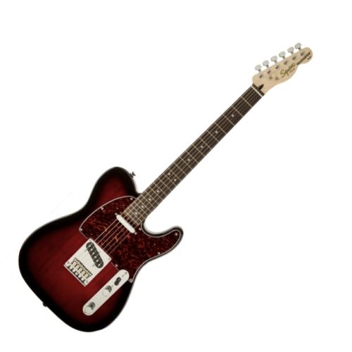 Squier - Standard Telecaster Antique Burst 6 húros elektromos gitár