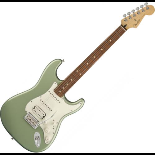 Fender - PLAYER STRATOCASTER HSS PF Sage Green Metallic