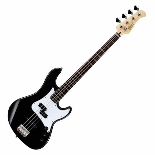Cort - GB14PJ-BK elektromos basszusgitár fekete