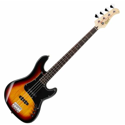 Cort - GB34J-3TS elektromos basszusgitár