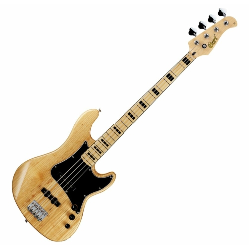 Cort - GB54JJ-NAT elektromos basszusgitár natúr