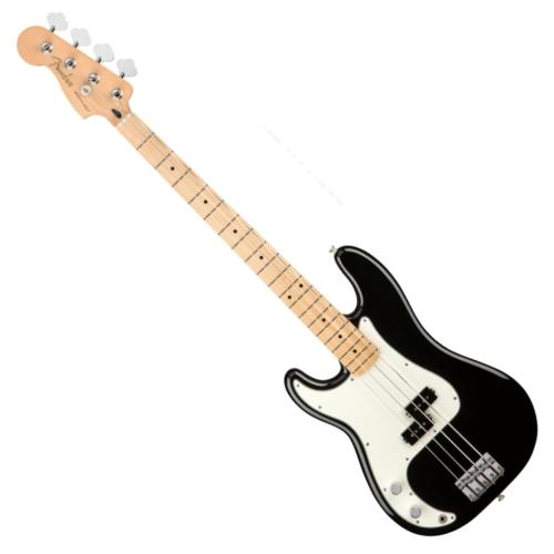 Fender - Player Precison Bass LH MN BK 4 húros balkezes elektromos basszusgitár ajándék félkemény tok