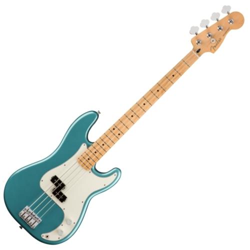 Fender - Player Precison Bass MN TP 4 húros elektromos basszusgitár ajándék félkemény tok