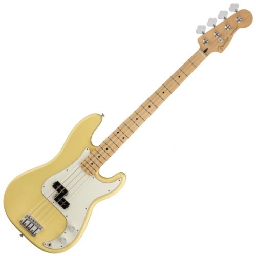 Fender - Player Precison Bass MN BC 4 húros elektromos basszusgitár ajándék félkemény tok