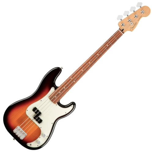 Fender - Player Precison Bass PF 3CS 4 húros elektromos basszusgitár ajándék félkemény tok