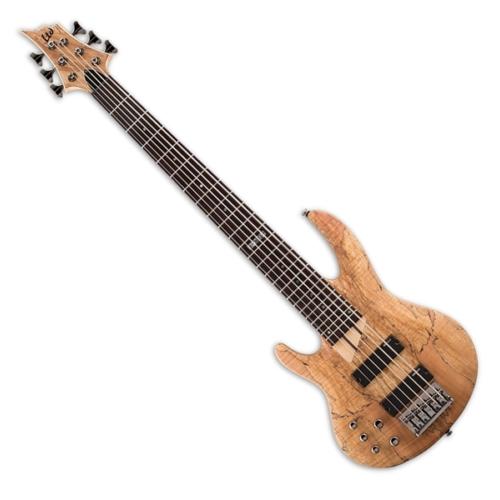 LTD - B-206SM LH 6 húros  balkezes elektromos basszusgitár