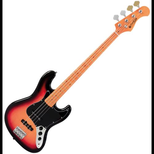 Prodipe - JB80 MA Sunburst elektromos basszusgitár
