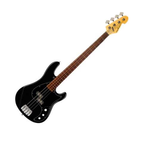 Sandberg - Electra VS 4 húros basszusgitár fekete ajándék félkemény tok