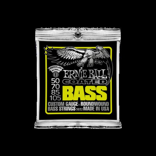 Ernie Ball - Coated Regular Slinky Bass 50-105 Basszusgitárhúr készlet