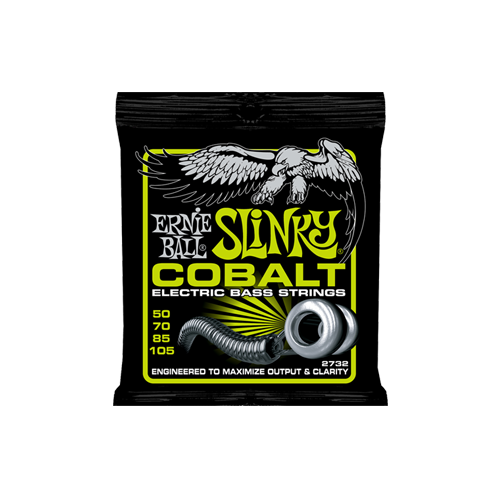Ernie Ball - Cobalt Regular Slinky Bass 50-105 Basszusgitárhúr készlet