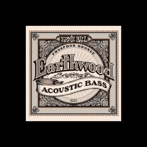 Ernie Ball - Earthwood Acoustic Bass 45-95 Akusztikus Basszusgitárhúr készlet
