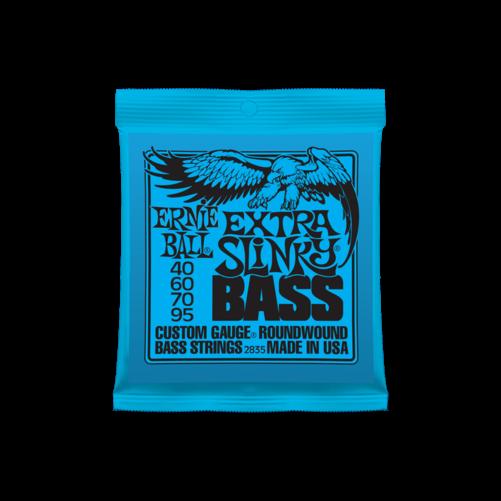 Ernie Ball - Nickel Wound Extra Slinky Bass 40-95 Basszusgitárhúr készlet