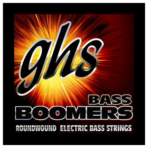 GHS - BOOMERS Extra Long Scale LIGHT 40-95 Basszushúr Készlet
