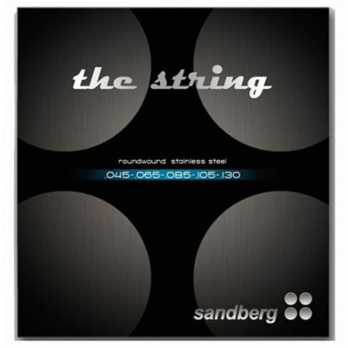 Sandberg - 45-130 Basszusgitár Húr Készlet