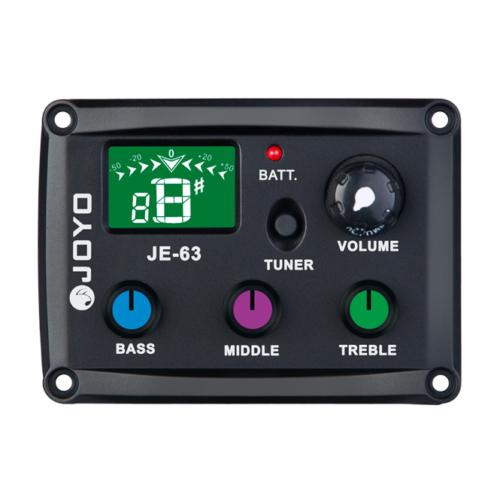 Joyo - Beépíthető elektronika Ukuleléhez