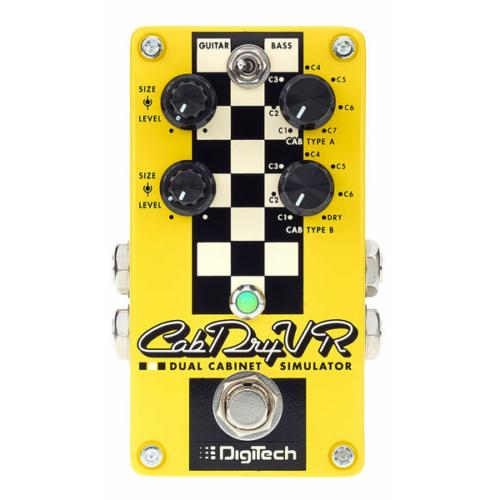Digitech - CabDryVR hangláda emulátor