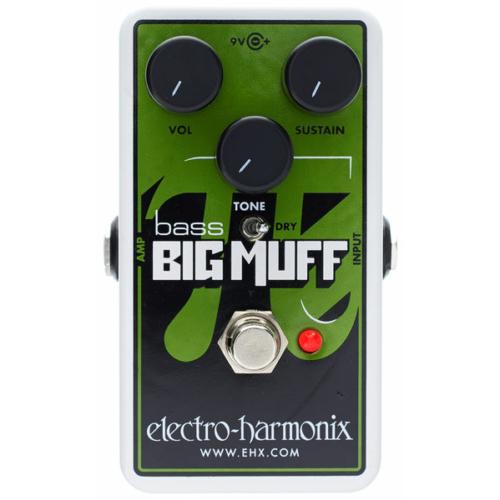 Electro Harmonix - Nano Bass BigMuff overdrive effektpedál