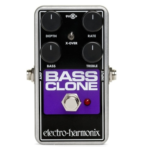 Electro-Harmonix - Bass Clone Chorus Pedál Basszusgitárhoz