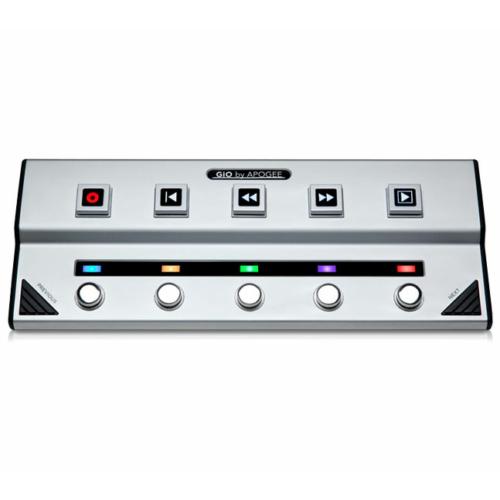 Apogee - GiO USB gitár interfész és vezérlő pedálsor