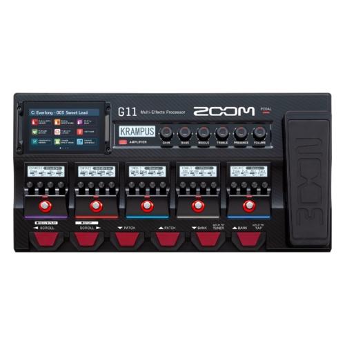 ZOOM - G11