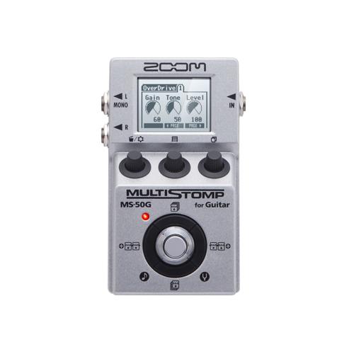 Zoom - MS-50G Multieffekt pedál