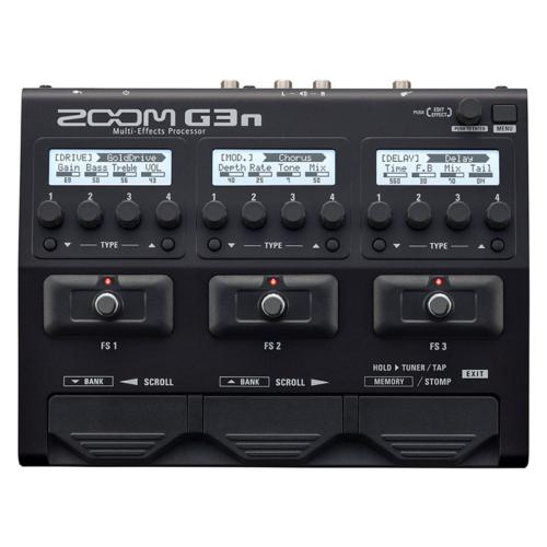 Zoom - G3n multieffekt