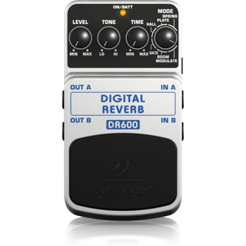 Behringer - DR600 Digital Reverb