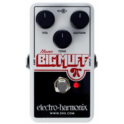 Electro Harmonix - Nano BigMuff Overdrive effektpedál