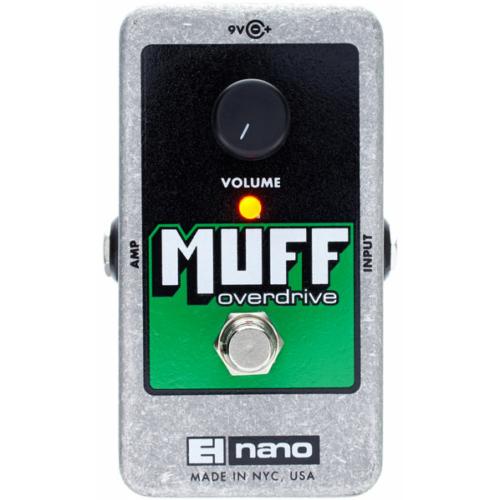 Electro Harmonix - Nano Muff Overdrive effektpedál