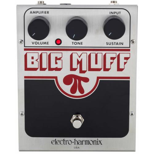 Electro Harmonix - Big Muff PI Overdrive effektpedál