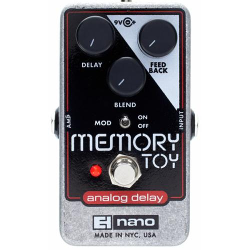 Electro Harmonix -  Memory Toy analóg delay effektpedál