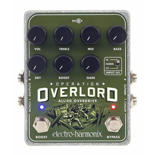Electro Harmonix - Overlord torzító pedál