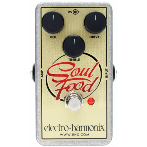 Electro Harmonix - Soulfood Overdrive effektpedál