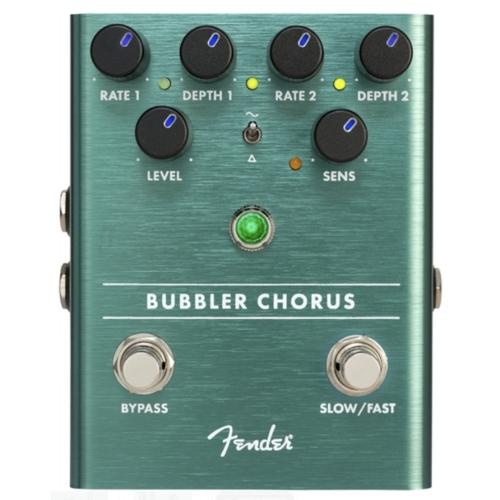 Fender - Bubbler Analog Chorus effektpedál