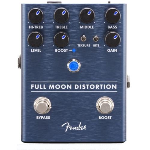 Fender - Full Moon Distortion torzító effektpedál