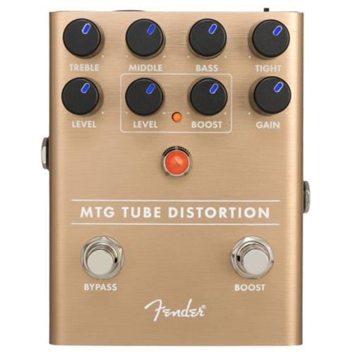 Fender - MTG Tube Distortion csöves torzító pedál