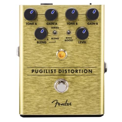 Fender - Pugilist Distortion torzító effektpedál