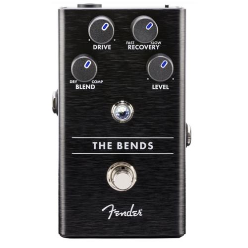 Fender - The Bends compressor pedál