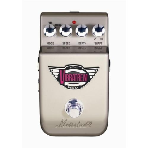 Marshall VT-1 Vibratrem (Vintage Vibrato / Tremolo) effektpedál