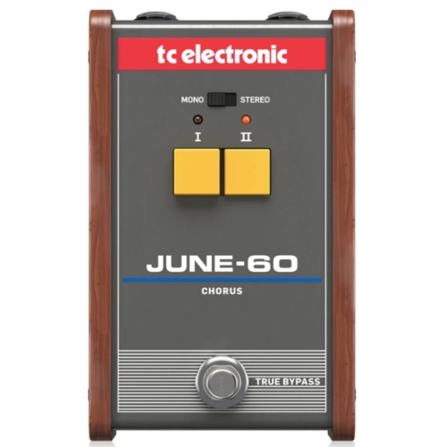 TC Electronic - JUNE-60 chorus effektpedál