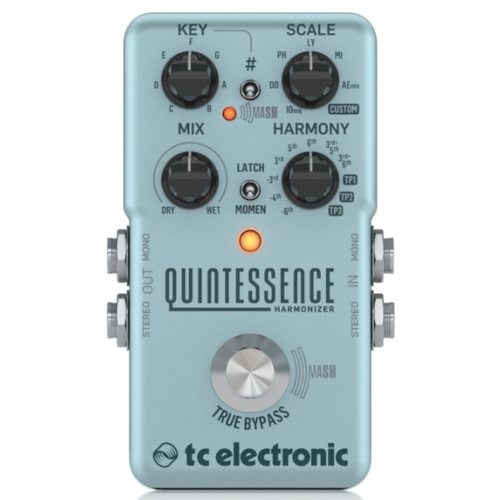 TC Electronic - Quintessence Harmonizer effekt pedál