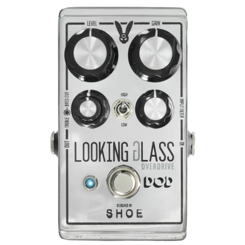 DigiTech - DOD Looking Glass Overdrive Pedál