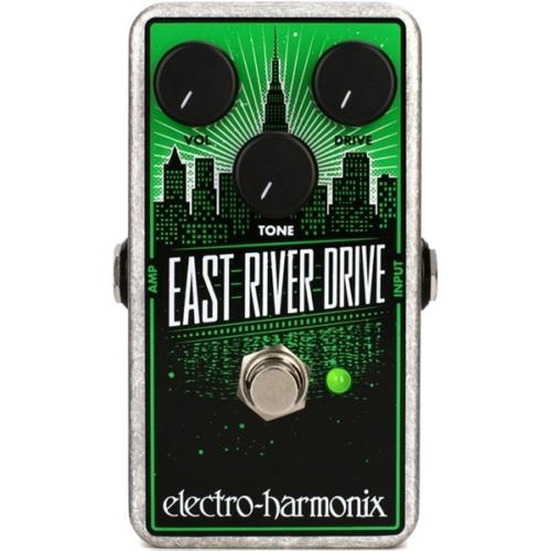 Electro-Harmonix - East River Drive overdrive torzítópedál