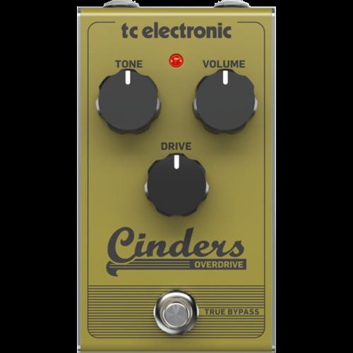 TC Electronic - Cinders Overdrive torzítópedál