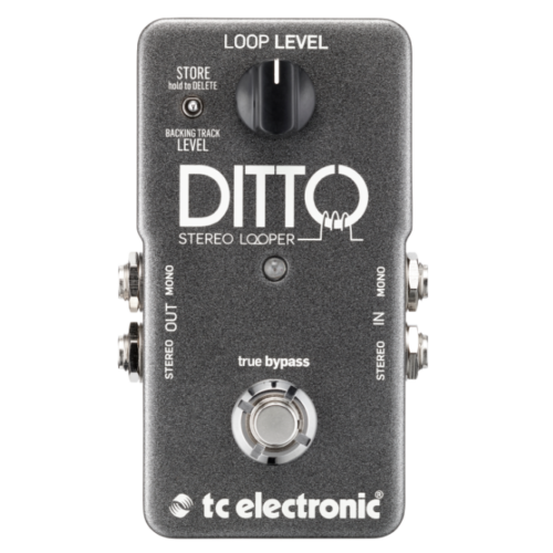 TC Electronic - Ditto Stereo Looper pedál