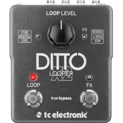 TC Electronic - Ditto X2 Looper pedál