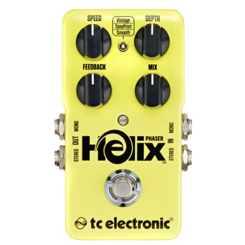 TC Electronic - Helix Phaser pedál