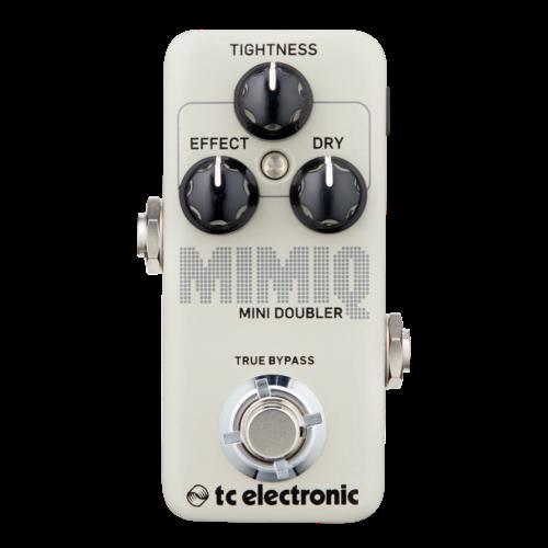 TC Electronic - Mimiq Mini Doubler effektpedál, szemből
