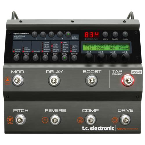 TC Electronic - Nova System multieffekt pedál
